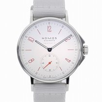 NOMOS Ahoi Neomatik new Automatic Watch with original box and original papers AH130011SW2 / 564