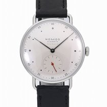 NOMOS Metro Neomatik new Automatic Watch with original box and original papers MT130014W2 / 1106