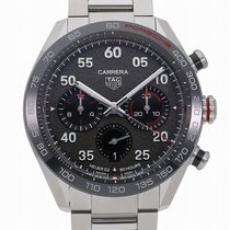 TAG Heuer CBN2A1F.BA0643 Steel Carrera Porsche Chronograph Special Edition 44mm new