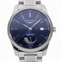 Longines Master Collection Steel 40mm Blue