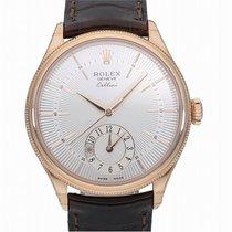 Rolex Cellini Dual Time новые Автоподзавод Часы с оригинальными документами и коробкой 50525