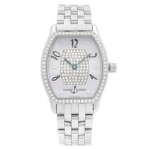 Ulysse Nardin Michelangelo Steel 26mm Mother of pearl Arabic numerals United States of America, New York, NYC