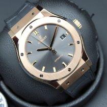 Hublot Classic Fusion Racing Grey Pозовое золото 42mm