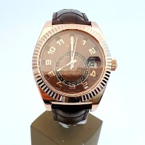 Rolex Rose gold 42mm Automatic 326135 pre-owned