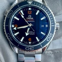 Omega 232.30.46.21.01.003 Steel 2010 Seamaster Planet Ocean 45.5mm pre-owned United States of America, Ohio, Delaware