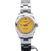 Rolex Oyster Perpetual 31 Steel 31mm Yellow No numerals United States of America, Illinois, Chicago