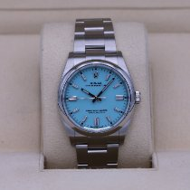 Rolex Oyster Perpetual 36 Steel 36mm Blue No numerals United States of America, Tennesse, Nashville