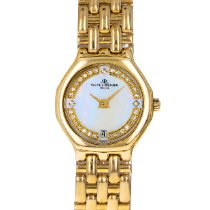 Baume & Mercier Classima Yellow gold 23mm Mother of pearl United States of America, Maryland, Baltimore, MD