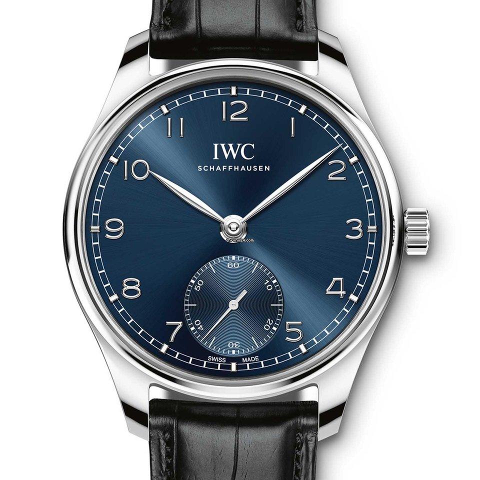 IWC Portuguese Automatic IW358305 2021 новые