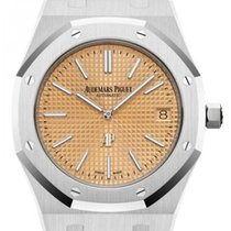 Audemars Piguet White gold 39mm Automatic 15202BC.OO.1240BC.01 new United States of America, Illinois, Chicago
