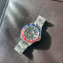 Rolex 16710 Steel 2001 GMT-Master II 40mm pre-owned United States of America, Florida, Tallahassee