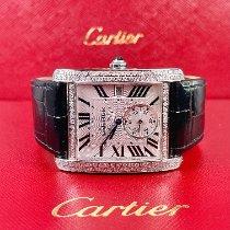 Cartier Tank MC Steel 44mm Silver Roman numerals United States of America, California, Pleasanton