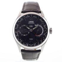 Oris Artelier Calibre 113 Steel 43mm Arabic numerals