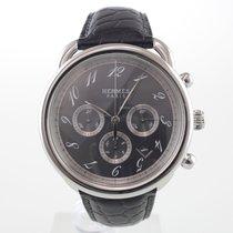 Hermès Arceau Stahl 43mm Arabisch