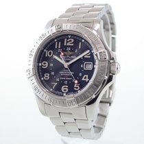 Breitling A3235011/B715 Steel 2009 Colt GMT 41mm pre-owned