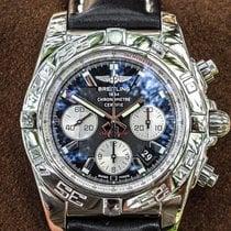 Breitling Chronomat 44 Steel 44mm Black No numerals United States of America, Texas, Plano
