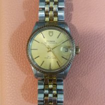 Tudor Steel 32mm Automatic 72033 pre-owned Malaysia, Klang