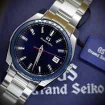 Seiko Acero 40mm Cuarzo SBGP015 usados