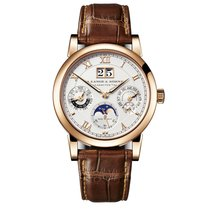 A. Lange & Söhne Rose gold 38.5mm Automatic 310.032 new