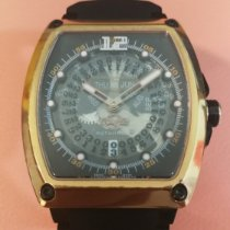 Gevril 8511 Very good Steel 40mm Automatic Malaysia, Klang