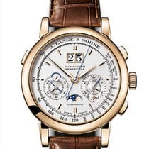 A. Lange & Söhne Rose gold 41mm Manual winding 410.032 new