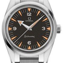 Omega Seamaster Railmaster new Automatic Watch with original box 22010382001002