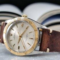 Rolex Datejust Turn-O-Graph Goud/Staal 36mm Zilver Geen cijfers Nederland, Leeuwarden