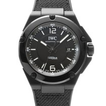 IWC Ingenieur AMG usados 46mm Negro Plástico