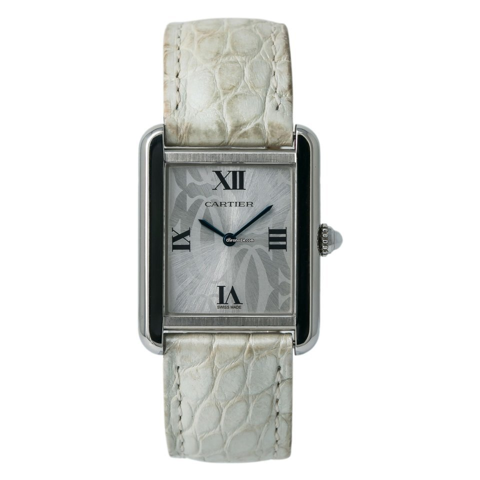 Cartier Tank Solo 2716 2000 pre-owned