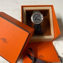 Hermès Stal Kwarcowy 29mm używany Clipper