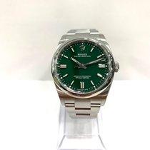 Rolex Oyster Perpetual 36 nuevo 2021 Automático Reloj con estuche y documentos originales 126000-0005