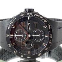 Porsche Design Flat Six 6341.13.44.1169 Nu a fost purtat Titan 45mm Atomat
