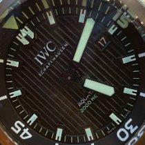 IWC Aquatimer Automatic 2000 Tytan 46mm Czarny Bez cyfr