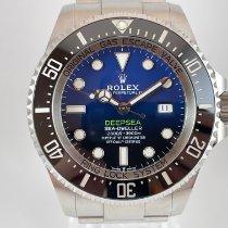 Rolex Sea-Dweller Deepsea Staal 44mm Blauw Geen cijfers Nederland, Kerkrade