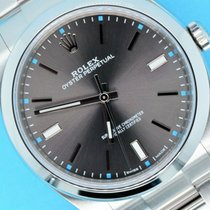 Rolex Oyster Perpetual 39 pre-owned 39mm Steel