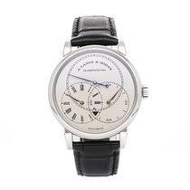 A. Lange & Söhne Platinum 39.9mm Manual winding 252.025 pre-owned