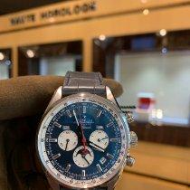 Zenith El Primero 410 Steel 24mmmm Blue No numerals UAE, 213858