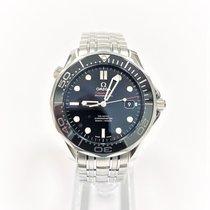 Omega Seamaster Diver 300 M Acier 41mm Noir Sans chiffres France, Sainte-Eulalie