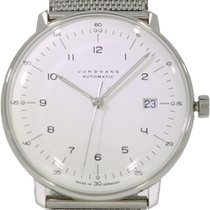 Junghans max bill Automatic new Watch with original box and original papers 027/4700.00