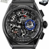 Zenith Ceramic 44mm Automatic 49.9000.9004/78.R582 new United States of America, New York, Smithtown