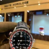 TAG Heuer Carrera Steel 43mm Black Arabic numerals UAE, 213858