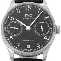 IWC Portuguese Automatic Steel 42.3mm