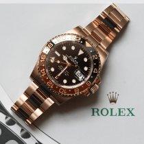 Rolex GMT-Master II 126715CHNR Neuve Or rose 40mm Remontage automatique France, Paris
