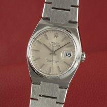 Rolex Datejust Oysterquartz Stahl 36mm Silber Deutschland, Chemnitz
