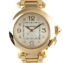 Cartier Yellow gold 32mm Automatic 2397 pre-owned