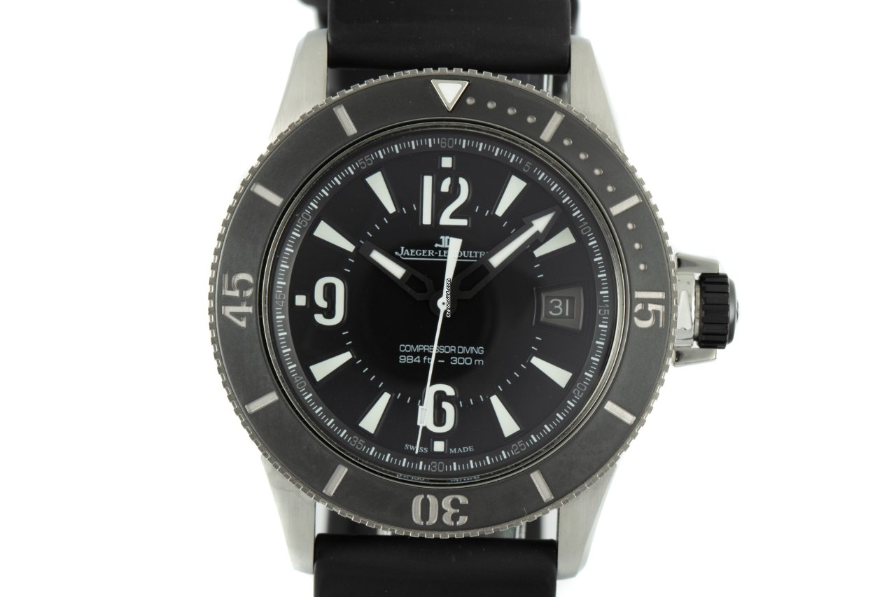 Jaeger-LeCoultre Q2018670 2011 pre-owned