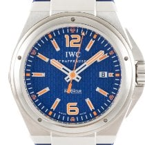 IWC Ingenieur Automatic Steel 45mm Blue