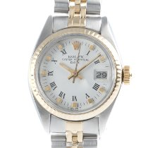 Rolex Lady-Datejust 6917 Very good Gold/Steel 26mm Automatic