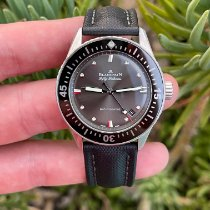Blancpain pre-owned Automatic 38mm Black Sapphire crystal 30 ATM