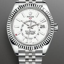 Rolex Steel 42mm Automatic 326934 new